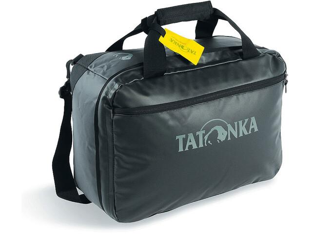Tatonka Flight Barrel Matkakassi, black